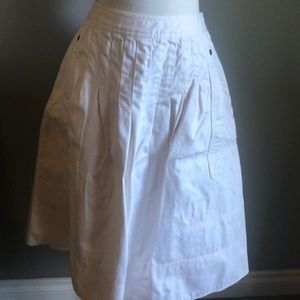 Marc Jacobs pale pink skirt size 2 100%cotton